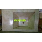 Pileta Lavadero 0.90x0.54 Con Mesada De Cemento