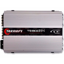 Modulo Taramps Ts800 X4 Compact Canais 800 Rms Amplificador