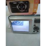 Camera Samsung Es65 C/caixa E Acessórios-ótimo Estado