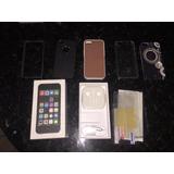 Caixa Iphone 5s Com 5 Cases De Brinde R$ 80 Reais