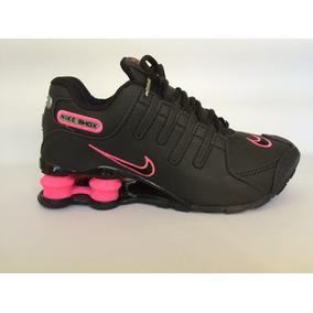 b14b39223c4 ... junior 4 molas 2017 masculino original. Carregando zoom. Tênis Nike Shox  Nz Feminino E Masculo Original Promoção ...