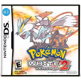 ..:: Pokemon White 2 ::.. Para Nintendo Ds En Start Games.