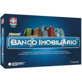 Brinquedo Jogo Novo Banco Imobiliário - Estrela Clássico