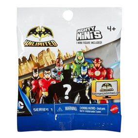Justice League Batman Unlimited Mighty Minis