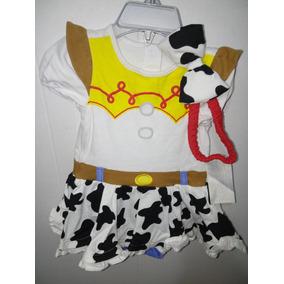 Vestido Pañalero Bebe Jessie Vaquer Disfraz Jessie Toy Story