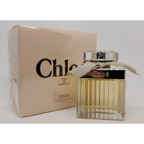 Perfume Chloé Feminino Eau De Parfum - 75ml 100% Original