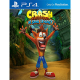 Crash Bandicoot N. Sane Trilogy Digital Latino Ps4