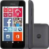 Smartphone Nokia Lumia 530 Desbloqueado Windows Phone Preto