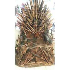 Trono De Ferro Game Of Thrones Tamanho Real