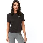 Remera Fox Mujer Speedy Ss Top  #22915-587 - Oficial
