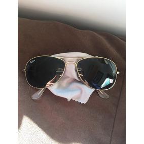 Óculos De Sol Ray Ban Aviador   Caçador Dourado Rb 3030 - Óculos ... 6a38c473c0