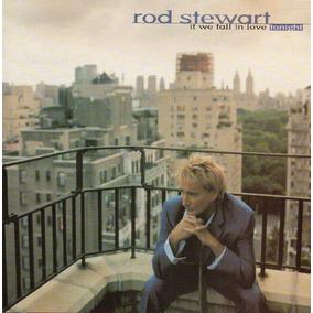 Rod Stewart If We Fall In Love Tonight México Cd 1996 !