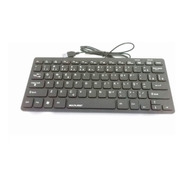 Mini Teclado Multilaser Slim Comfort Usb Preto Tc154 Pc