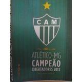 Dvd Atletico Mineiro Campeão Libertadores