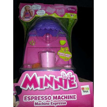 Minnie Espresso Machine Original De Disney