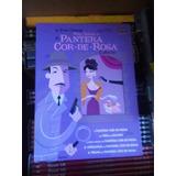 Box Dvd A Pantera Cor De Rosa - 5 Filmes - Peter Sellers