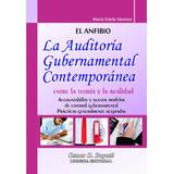 La Auditoría Gubernamental Contemporánea - Moreno María Este