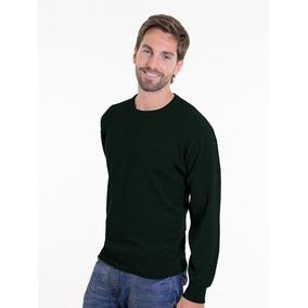 Sweater Pullover Hombre 13 Colores S Xxl Mauro Sergio