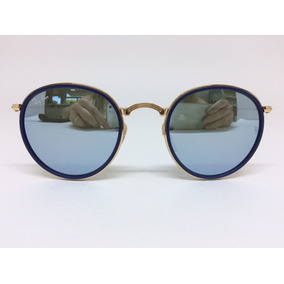 8a2c6265fc10c Oculos Rayban Feminino Round Dobravel - Óculos no Mercado Livre Brasil