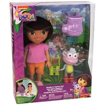 Fisher-price Dora La Exploradora Listo Para Explorar Playset