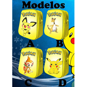 Mochilas Dulceros Pokemon,
