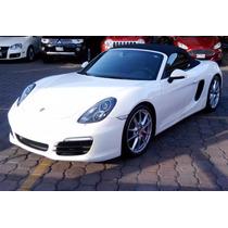Porsche Boxter S Mod 2013