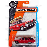 Matchbox 59 Chevy Wagon - 4810 Scale: 1:64