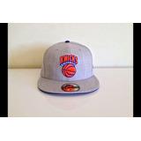 Promoção ! Boné Aba Reta Nba New York Knicks Original