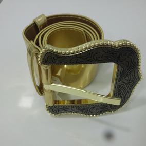 Cinto Dourado Lança Perfume