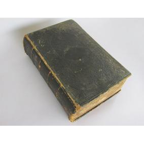 Biblia Antiga E Rara Ano 1870 João F. D Almeida Edição 1693