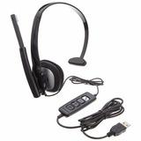 Headset Usb Blackwire Plantronics C210-m - Skype - Voz Etc