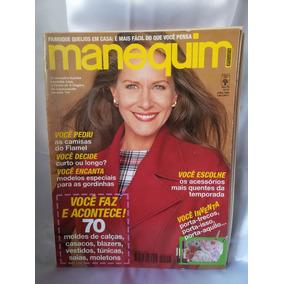 Antiga Revista Manequim- Capa Lucinha Lins- Nº 3215