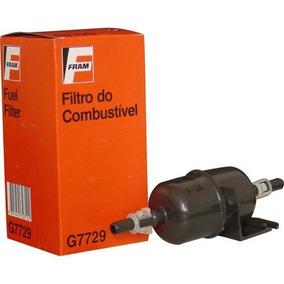 Filtro Combustível-fram-palio/strada/siena-1996/2000-g7729