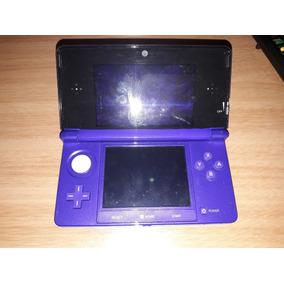 Console Nintendo 3ds Purple