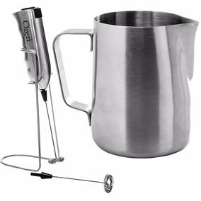 Jarra para cremar leche acero inoxidable en mercado libre for Jarra leche