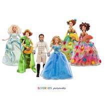 Cinderela - Boneca Set - Live Action - Disney Film Collector