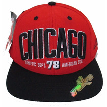 Boné Aba Reta Snapback Chicago Nxn Promoção