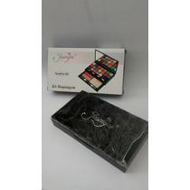 Kit Maquiagem 3d Jasmine