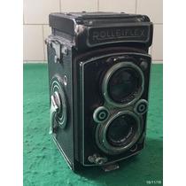 * Máquina Fotográfica Rolleiflex - Ótimo Estado *