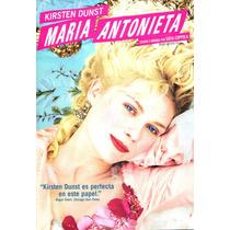 Dvd Maria Antonieta ( Marie Antoinette ) 2006 - Sofia Coppol