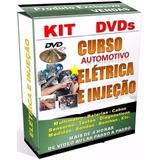 Curso Em 8 Dvds Auto- Elétrico