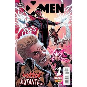 Panini X-men Totalmente Diferente Nova Marvel #1