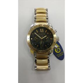 Relógio Original Atlantis Bulgari Dourado