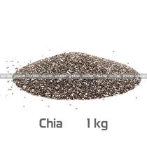 Semilla De Chia Sanitizada 1 Kg 2clicmx