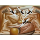 Cuadros Al Oleo Andinos.pinturas Para Sala Hogar