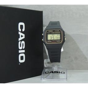 21e433e1bf9 Relógio Casio Vintage Unissex F-91wg-9qdf - Nf E Garantia
