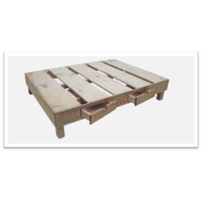 Camas rusticas de madera en mercado libre m xico for Cama rustica de madera