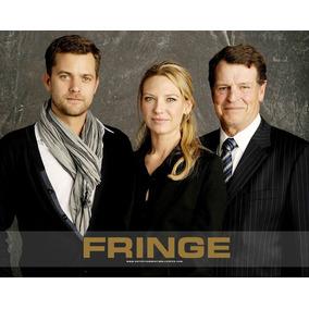 Série Fringe Fronteiras 1, 2, 3, 4 E 5 Temporad Com Caixinha