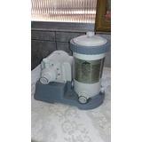Bomba Filtrante Piscina Intex 2500l/h 110v Com Filtro