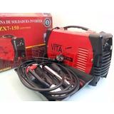 Maquina De Soldar Vita 150 Amp 220v/60hz Soldador Inversor